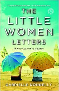 Cover of book: The Little Women Letters by Gabrielle Donnelly.